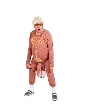 Nackter Mann Kostüm mit riesen Penis