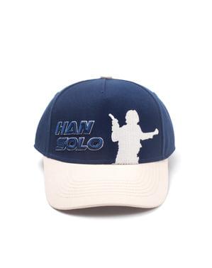 Gorra silueta Han Solo
