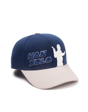 Boné silhueta Han Solo