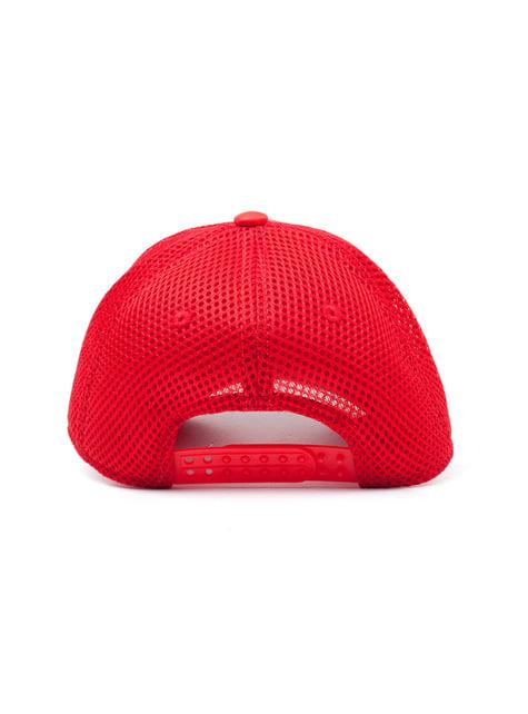 Gorra clásica de Mario infantil
