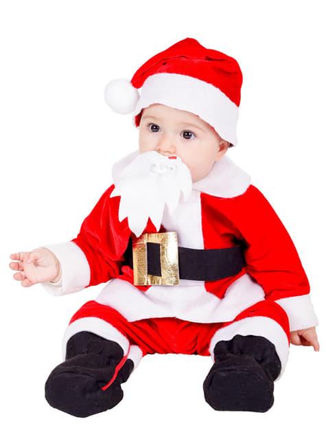 Julemands kostume til babyer