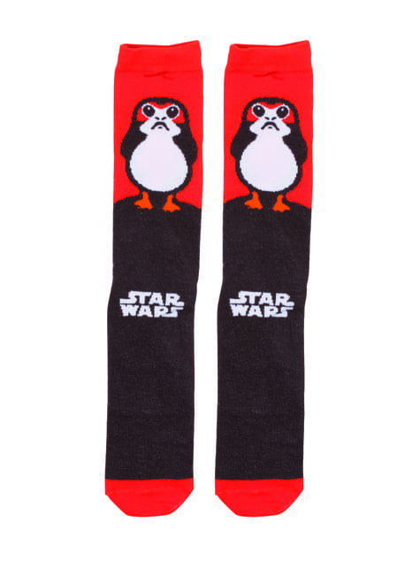 Porg - Star Wars socks