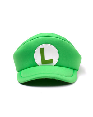 Classic Luigi cap for men - Super Mario Bros