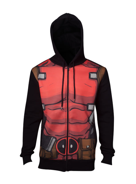 Deadpool Suit sweatshirt for men