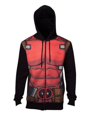 Sweat Deadpool Costume homme
