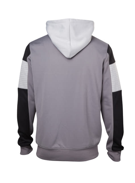Grey Nintendo sweatshirt