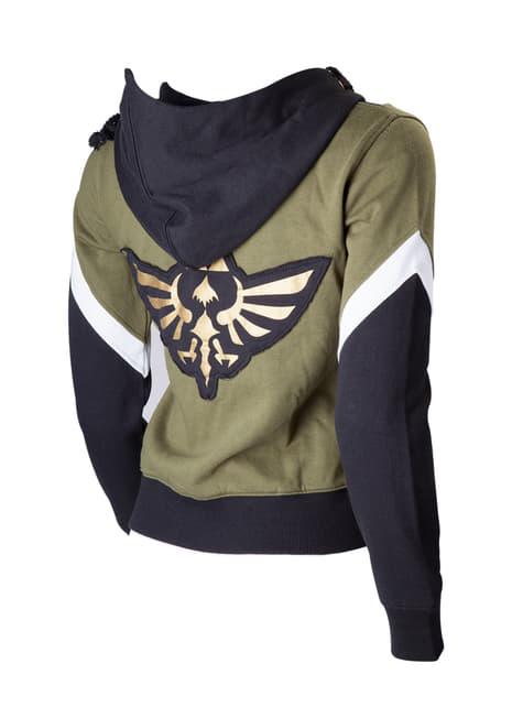 Legend of Zelda Hyrule sweatshirt for women