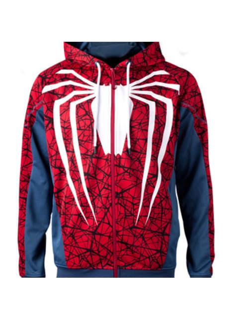 Sudadera Spiderman Traje para hombre