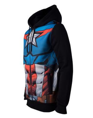 Captain America Suit sweatshirt for men