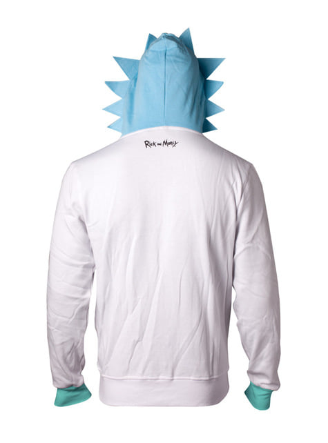 Sweatshirt Rick Novelty - Rick and Morty