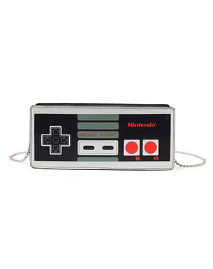 Liten Nintendo Kontroller bag til dame