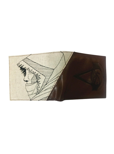 Assassin's Creed Origins Bayek wallet for women