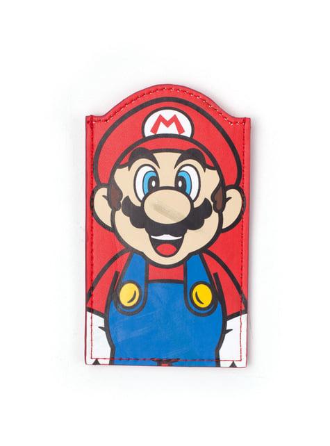 Porte-cartes Mario