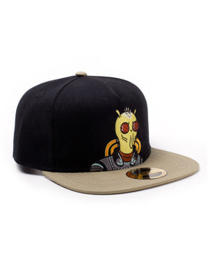 Rick and Morty Krombopulos cap for men
