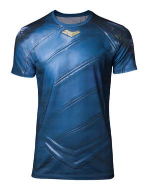 T-shirt Armadura de Loki para homem - Thor Ragnarok