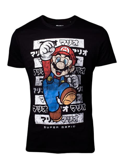 Mario Kanto t-shirt for men - Super Mario Bros