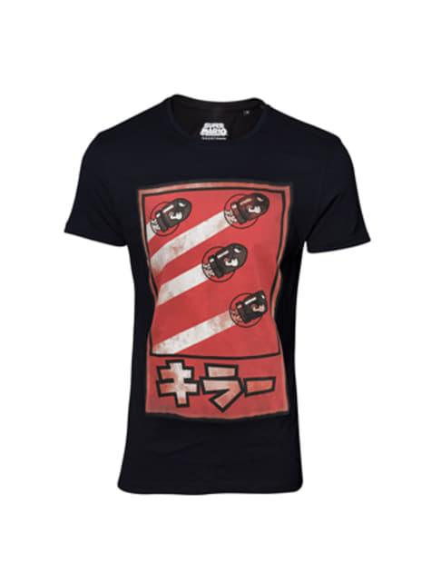 Super Mario Bros Bullet Bill T-Shirt for men