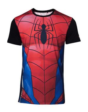 Spiderman Drakt T-Skjorte til menn