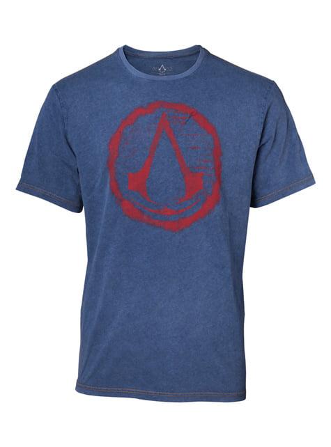 Assassin's Creed Logo denim T-Shirt for men
