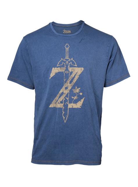 Legend of Zelda T-Shirt in blue