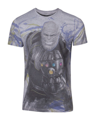 Camiseta Thanos para hombre - Los Vengadores: Infinity War