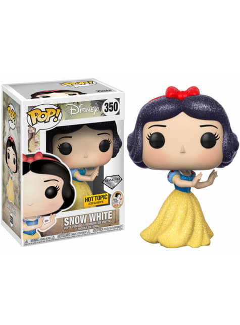 Funko POP! Blancanieves purpurina