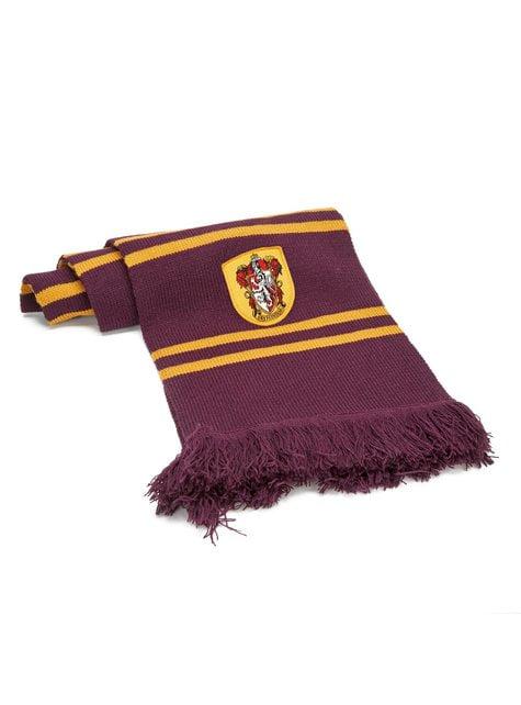 Écharpe Gryffondor bordeaux - Harry Potter