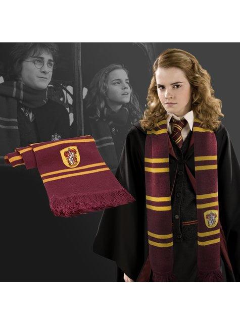 Gryffindor tørklæde i bordeaux (officiel samler replika) - Harry Potter