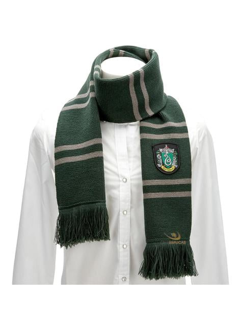 Bufanda de Slytherin (Réplica oficial Collectors) - Harry Potter