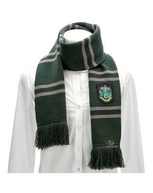 Slytherin fular (Resmi Koleksiyoncunun kopyası) - Harry Potter