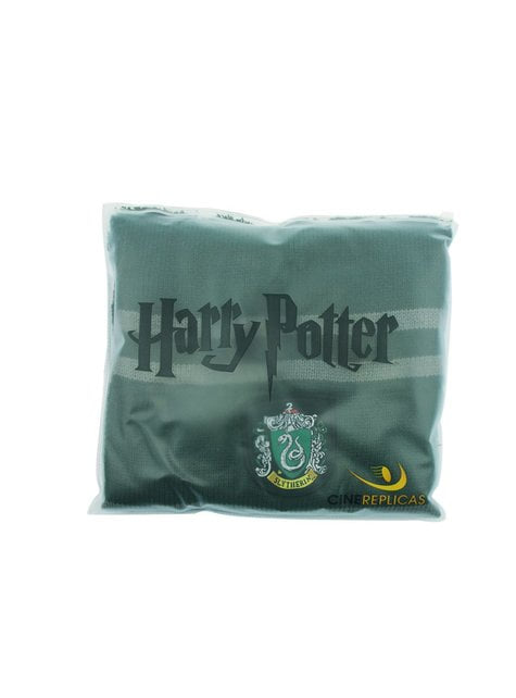 Slytherin scarf (Official Collector's replica) - Harry Potter