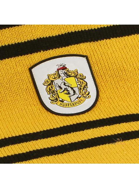 Bufanda de Hufflepuff (Réplica oficial Collectors) - Harry Potter - para verdaderos fans