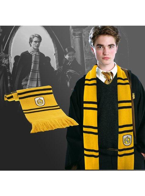 Cachecol de Hufflepuff (Réplica oficial Collectors) - Harry Potter