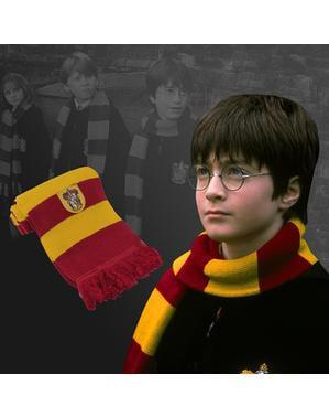 Cachecol de Gryffindor vermelha (Réplica oficial Collectors) - Harry Potter