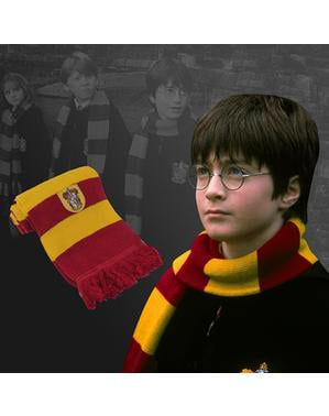 Fular Gryffindor roșie (Replică oficială Collectors) – Harry Potter
