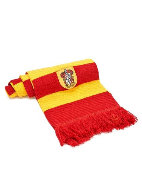 Bufanda de Gryffindor roja (Réplica oficial Collectors) - Harry Potter