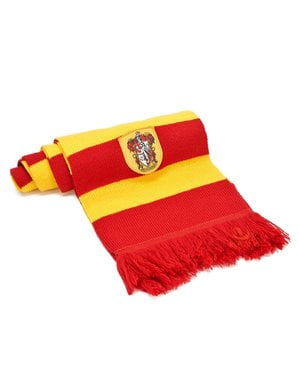 Czerwony szalik Gryffindor (Oficjalna replika kolekcjonerska) - Harry Potter