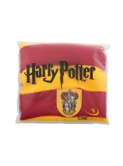 Écharpe Gryffondor rouge (Réplique officielle Collectors) - Harry Potter