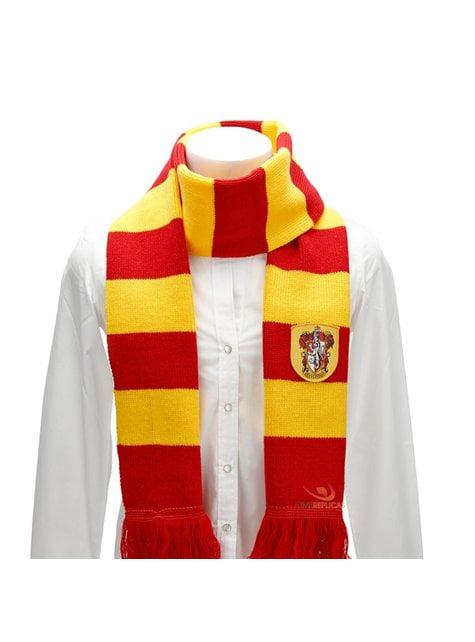 Bufanda de Gryffindor roja (Réplica oficial Collectors) - Harry Potter - el más divertido