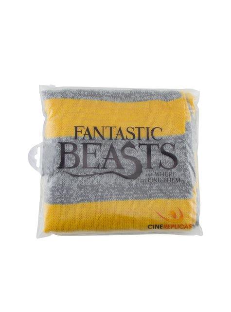 Cachecol de Newt Scamander (Réplica oficial Collectors)- Monstros Fantásticos