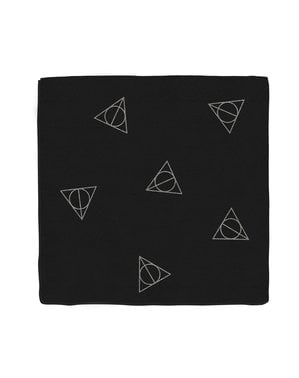 The Deathly Hallows foulard scarf - Harry Potter