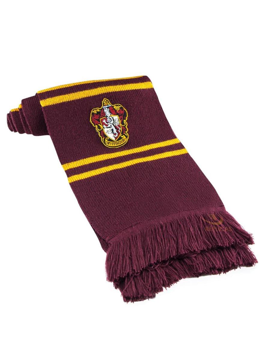 Šála Nebelvír luxusní edice - Harry Potter pro opravdové fanušky ... bc339eec28