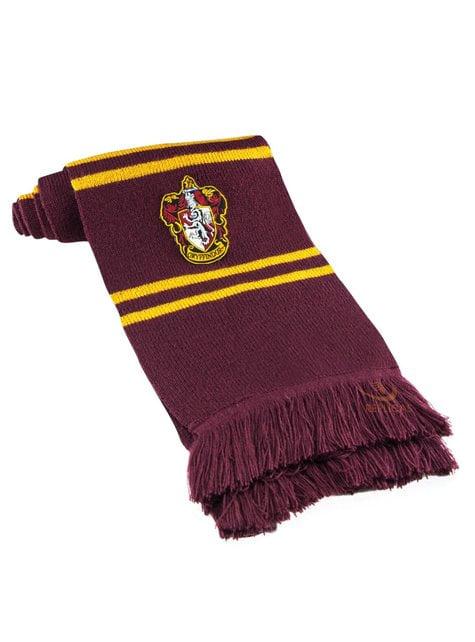 Écharpe Gryffondor édition Deluxe - Harry Potter