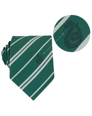 Slytherin slips och pin deluxe ask - Harry Potter