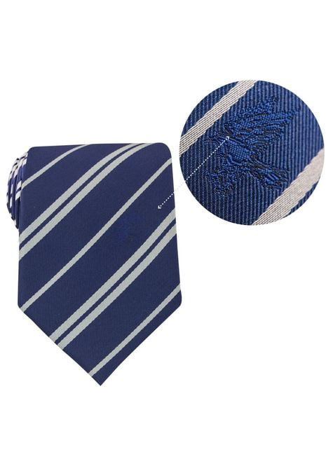 Pack corbata y pin Ravenclaw caja deluxe - Harry Potter - oficial