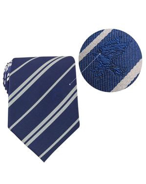 Zestaw krawat i przypinka Ravenclaw deluxe - Harry Potter