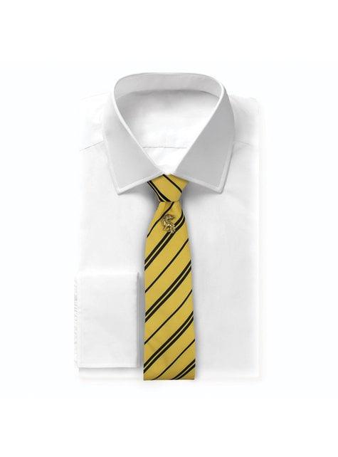 Pack corbata y pin Hufflepuff caja deluxe - Harry Potter - barato