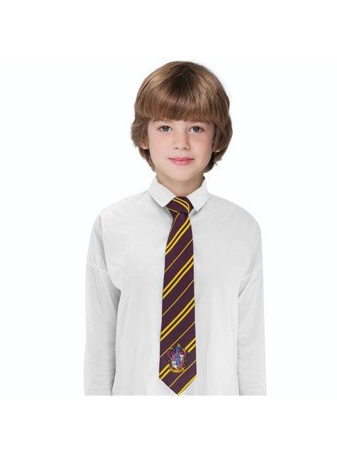 Chlapecká kravata Nebelvír - Harry Potter