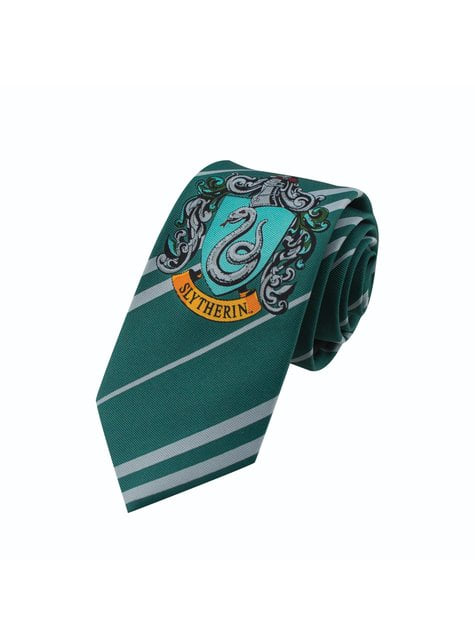Corbata Slytherin para niño - Harry Potter