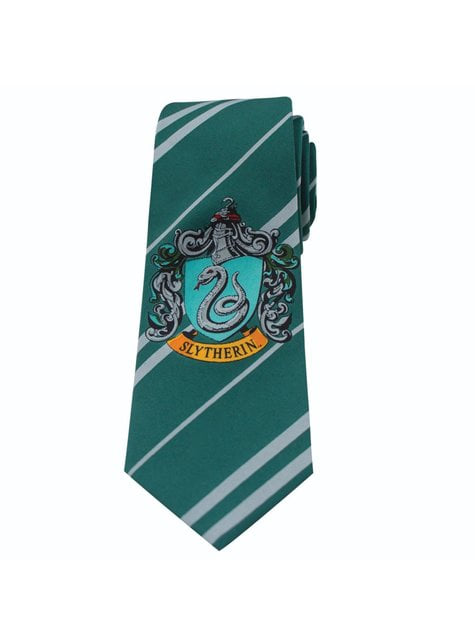 Corbata Slytherin para niño - Harry Potter - oficial